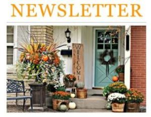 2018 Fall Newsletter